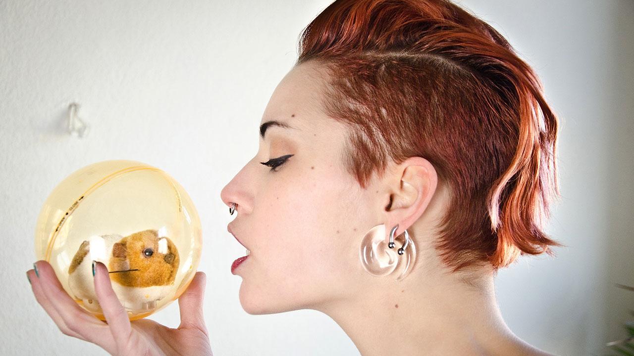 Chilli Hamster ft. Silvia Rubi by Gabriel Sergent